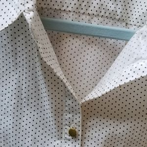 Lands End 3/4 sleeve shirt